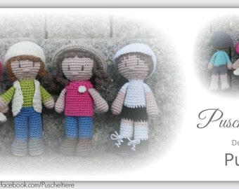 Crochet wool of MiniPüppis