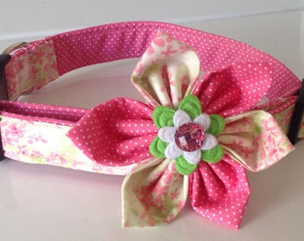Dog/Cat Flower Collars