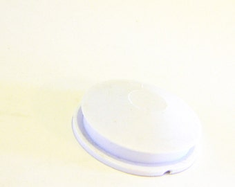 """1 1/4"""" Replacement ROUND Rubber Stopper for Piggy Bank - ROUND Hole Plug - approx. 3.2 cm"""