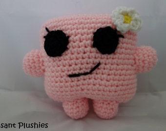 Crocheted Bandage Girl