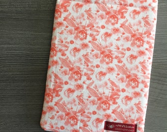 Peachy Roses Book Sleeve-medium-book Sweater