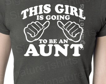 New Aunt Gift, Only The Best Sisters Get Promoted To Aunt Tshirt - Sister Gift - Pregnancy Reveal Baby Announcement Aunt Gift Grey pink red