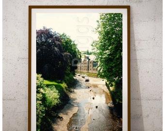 River Art, Totnes Pictures, Totnes Photos, Totnes Photography, Totnes Prints, Totnes Posters, Totnes Artwork, Totnes Art Print, Totnes Gifts