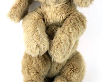 GUND Muttsy Jr Puppy Dog Junior Tan Beige Golden Retriever Stuffed Animal Plush Toy #13103