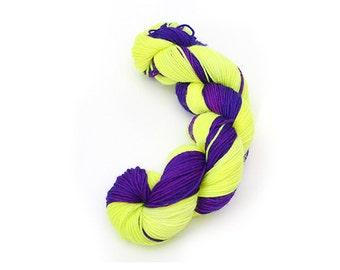 Self-striping sock yarn - 100g - PREORDER