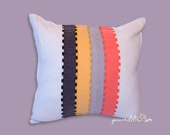 Handmade MEXICAN PILLOWS COVERS !