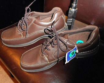 Supper Nice Mens ROCKPORT Shoes Size 8 Never Worn, Still With Store Tag On  Them
