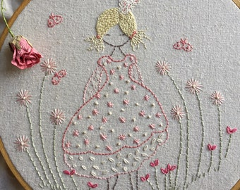 lilipopo princess hand embroidery pdf pattern