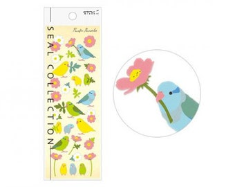 Pacific Parrotlet Stickers (83837-006) Price depends on order volume.