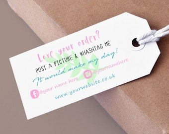 Fiver friday printable, self print, Promo, thank you tags, thank you cards, promotion printables, business printables,  thank you stickers,