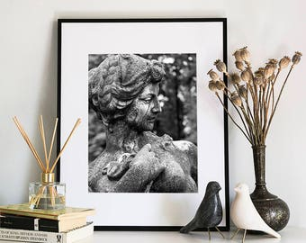 Maiden, Photographic Print, 5x7, 8x10