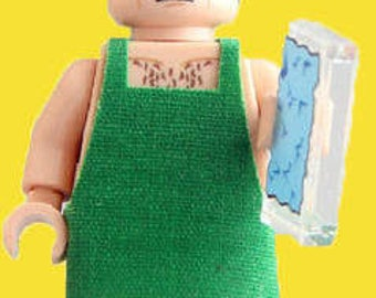 breaking Bad Lego: walter white in his underware