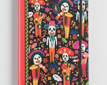 Day of the Dead Writing Journal