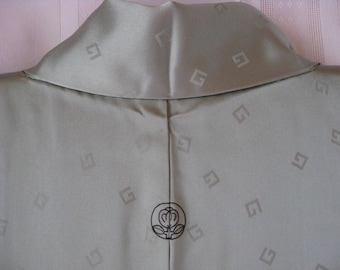20%off, Vintage SILK Kimono#46