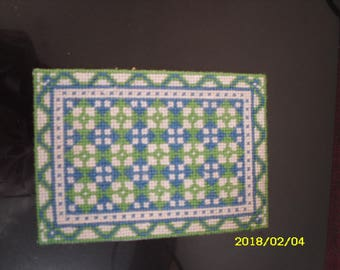 Miniature  Retro Kitchen rug