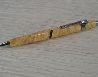 Box Elder Burl Pentel Mechanical Pencil 3614