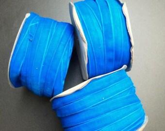 Wholesale Blue velvet ribbon, Gift wrap ribbon, Christmas ribbon, 10mm ribbon, velvet ribbon, Blue ribbon,narrow ribbon,trim