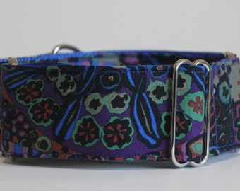 "Greyhound Flora 2"" Martingale Collar"