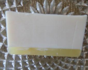 Lemon Pound Cake Glycerin / Shea Butter Bar Soap