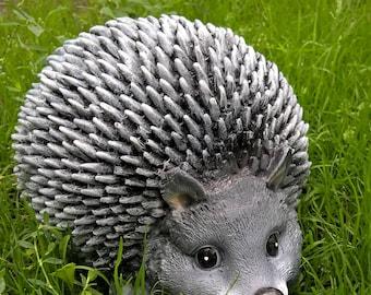 Hedgehog  Stone Animal Garden Decor