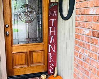 Holiday Door Sign