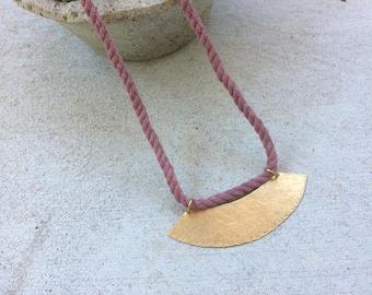 A R C H W A Y cord necklace