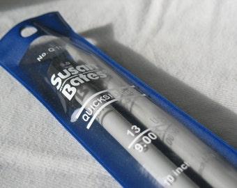 "Knitting Needles Size 13 US/9.00mm 10"""