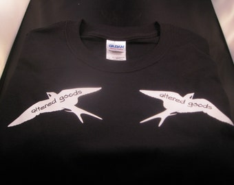 Altered Goods swallow shirt