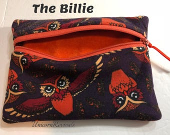 The Billie: HP Owls in Red