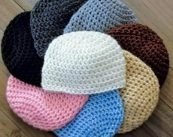 Beanie, hat, 2018, boys hat, girls hat, boys beanie, girls beanie, crochet, newborn beanie, newborn hat