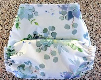 AI2/Pocket One Size Adjustable Cloth Diaper