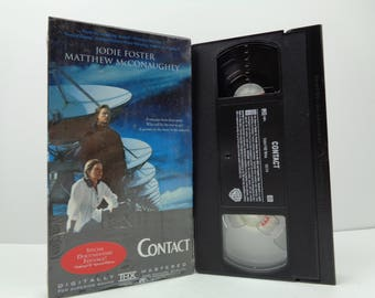 Contact VHS Tape