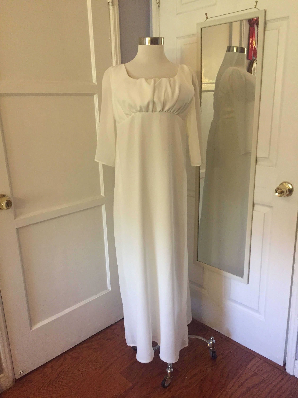 Regency Gown Custom Jane Austen Dress