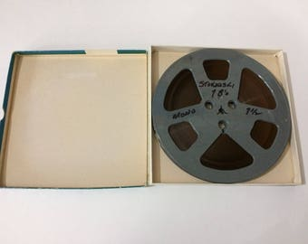 Shamrock Orchestra Recorded Music Vintage Reel to Reel 7 1/2 IPS Tape Untested