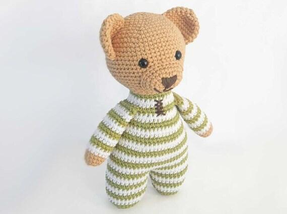 Amigurumi Easy Crochet Patterns : Amigurumi crochet patterns for crochet teddy bear pattern how