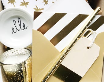 All occasion gift box (gold)