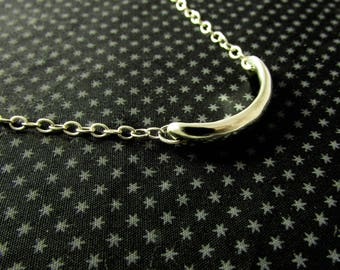 mittag smile swing necklace_微笑鞦韆項鍊