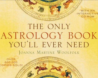 The Only Astrology Book You'll Ever Need Occult Ebook PDF Downloader