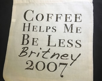 Less Britney--tote
