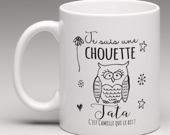 Personalized mug gift for a great aunt
