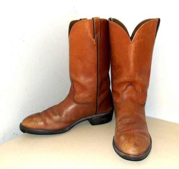 Boots Vintage Durango Looking Great Cowboy 1TqIppWw