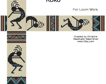 Koko Bead Loom Pattern