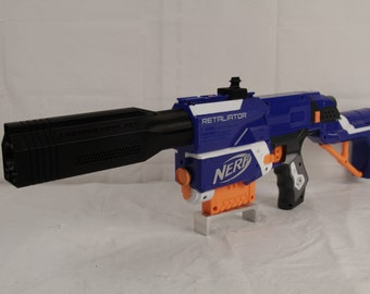 3D Printed – Sonic Flash Nozzle for Nerf Gun