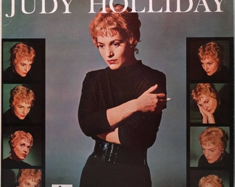 Judy Holiday–Trouble Is A Man 1958 ( LP, Album, Vinyl Record ) Jazz, Easy Listening -  Music