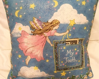 Traditional Tooth Fairy Pillow covers