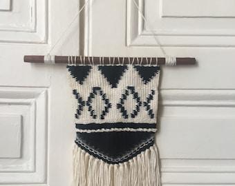 Berber weaving