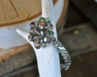 Aurora Borealis Watch Band Bracelet