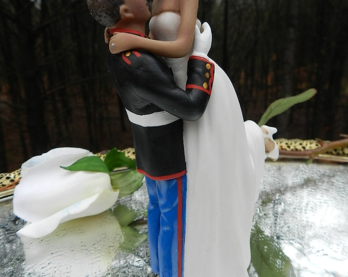 Cake Topper - Today I Marry My Hero