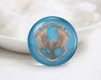 Handmade Round Harry Potter Photo glass Cabochons (P3895)