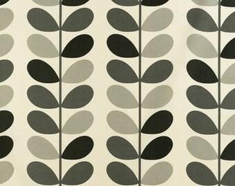 Fabric, vintage, 70s, leaves, oval, retro, 70s seventies